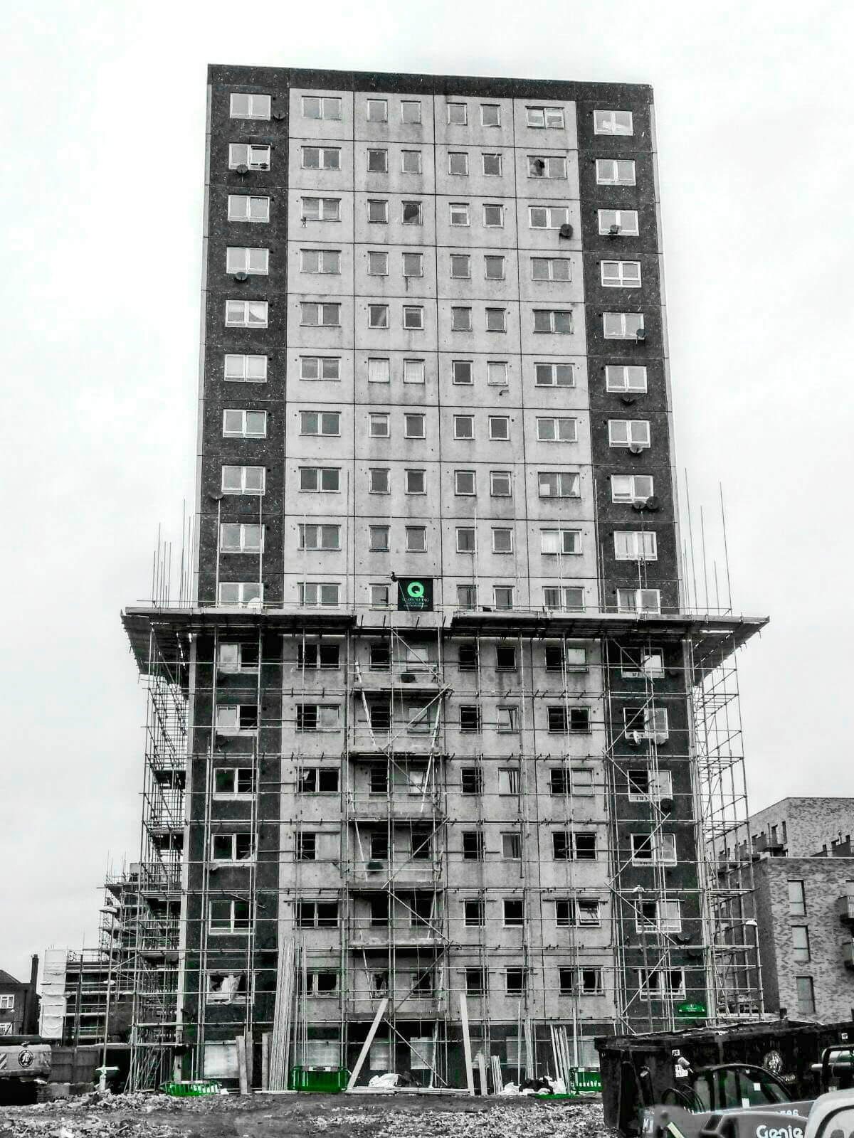 Scaffolding inspections guide