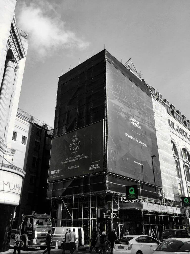 Scaffolding inspections in London