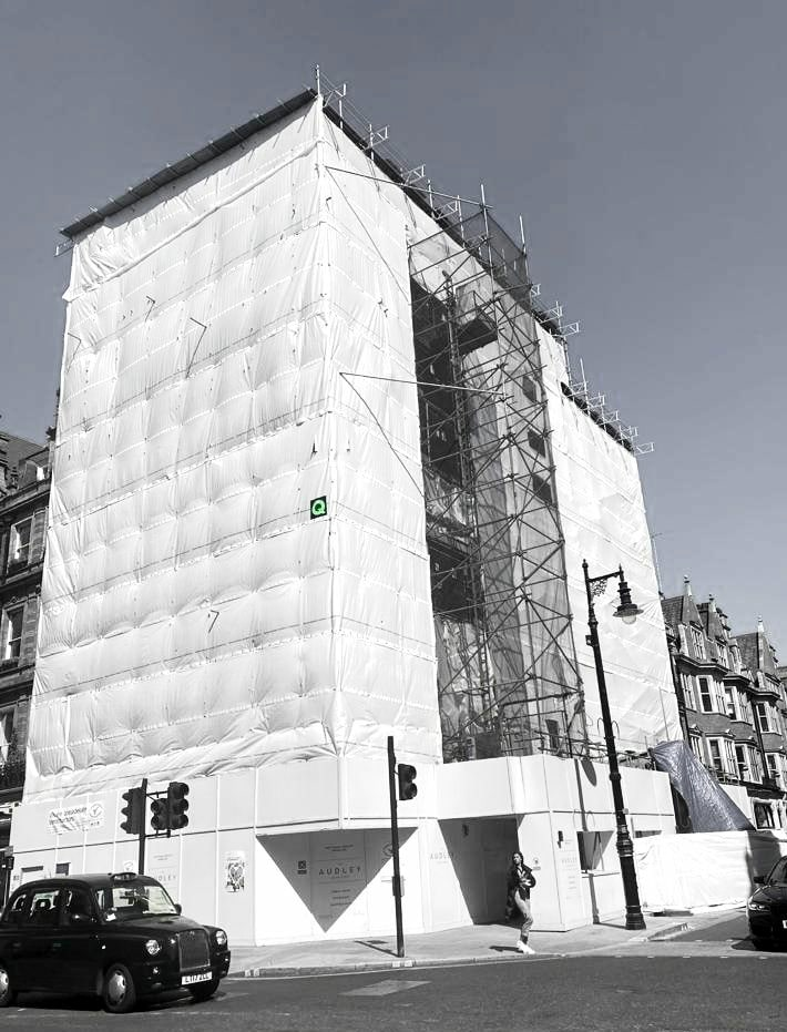 Approved scaffold contractor in London
