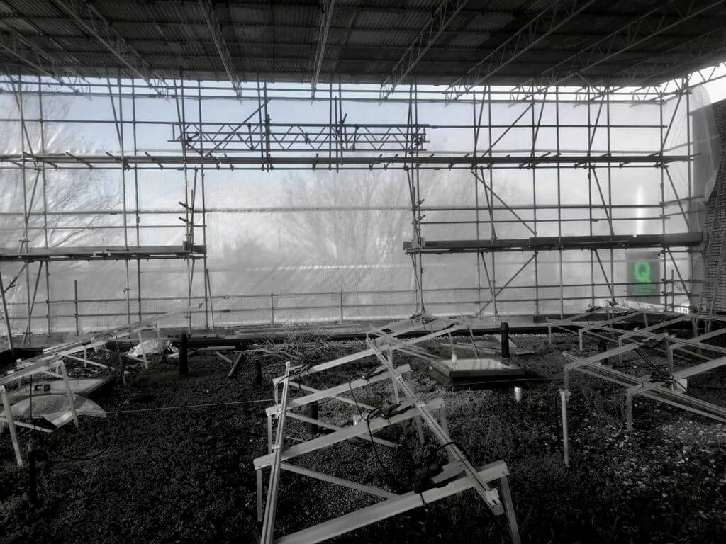 Scaffolding inspections service in London