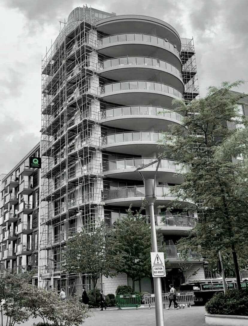 The best scaffolding company in London